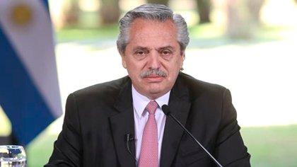 El abogado de la familia dijo que Alberto Fernández se puso en contacto con ellos el sábado (Presidencia)