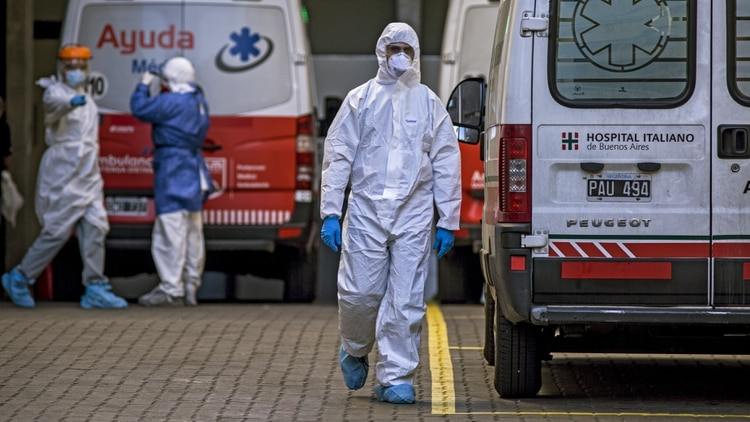 Ayer se registraron más de 10 mil contagios