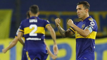 Tevez buscará llevar a Boca a una nueva final de Libertadores (Reuters)