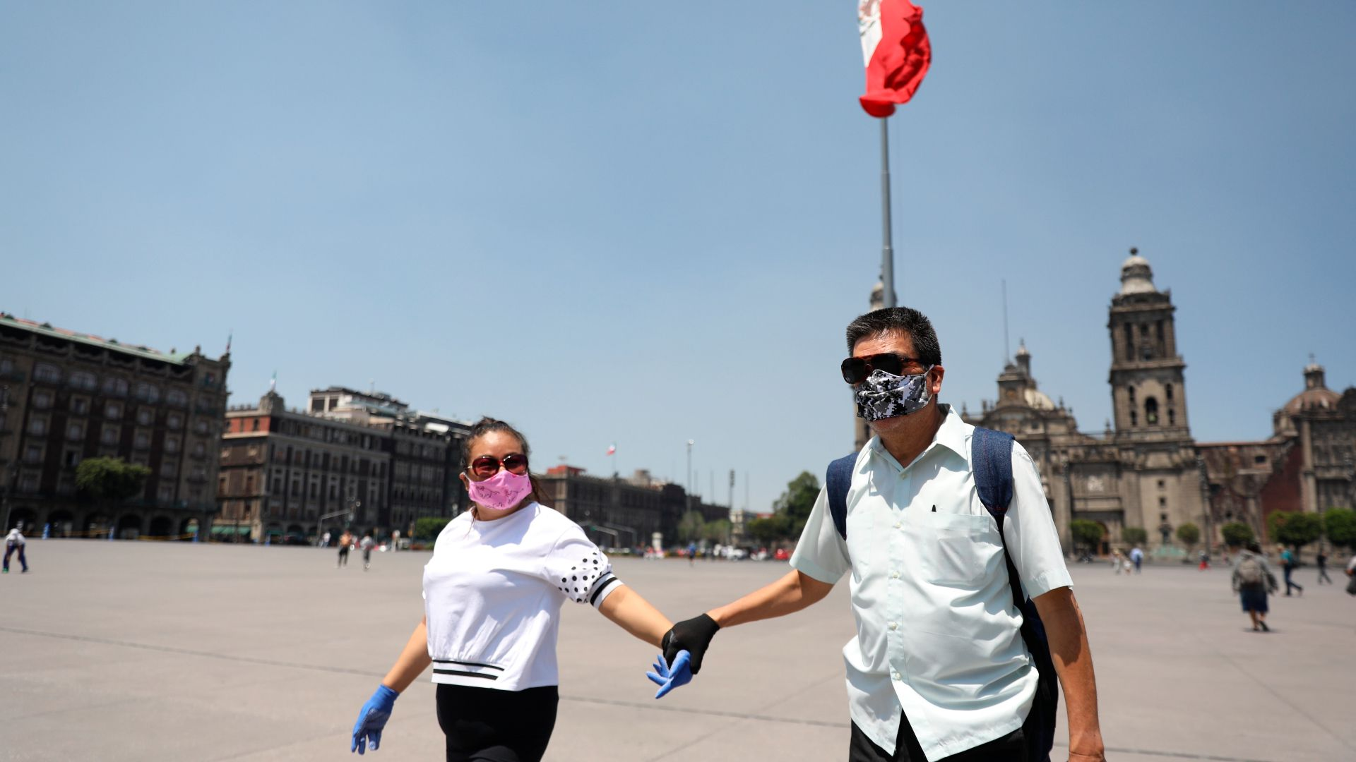 Hasta ahora se han confirmado 475 casos de coronavirus en México y siete decesos por el padecimiento (Foto: Sáshenka Gutiérrez/ EFE)