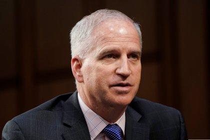 Robert Cardillo podría hacerse cargo de la Dirección Nacional de Inteligencia (REUTERS/Joshua Roberts)