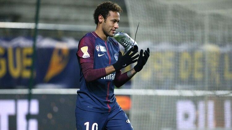 La declaración de Neymar que sorprenderá a Lionel Messi