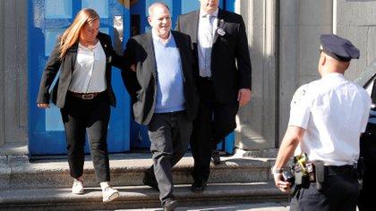 Harvey Weinstein ha sido acusado por acoso sexual (REUTERS/Mike Segar)