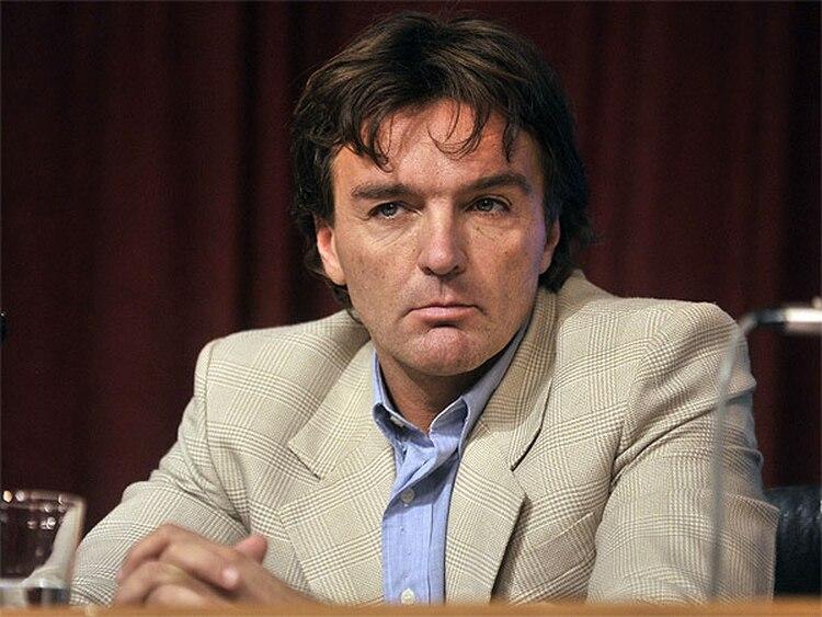 Adrián Cosentino, presidente de la Comisión Nacional de Valores (CNV).