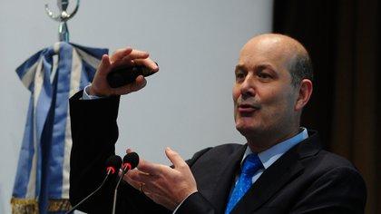 Federico Sturzenegger, presidente del BCRA.