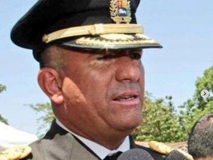 El General Carlos Enrique Terán Hurtado fue destituido de la Dirección de Investigaciones por la fuga del teniente Caldera