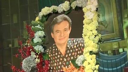Los restos de José José ya fueron cremados en Miami (Foto: Captura de pantalla TV Azteca)