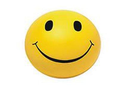 """A comienzos de la década de 1970 los hermanos propietarios de Hallmark, Bernard y Murray Spain, registraron el diseño con el eslogan """"Que tengas un día feliz""""."""