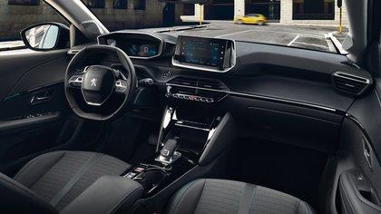 El 208 en Europa ofrecerá una versión eléctrica con una autonomía de 340 kilómetros, tres variantes nafteras del 1.2 PureTech de 75, 100 o 130 CV, y un diésel 1.5 BlueHDi de 100 CV