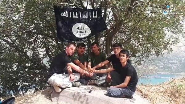 En las últimas horas ISIS también golpeó en Tayikistán