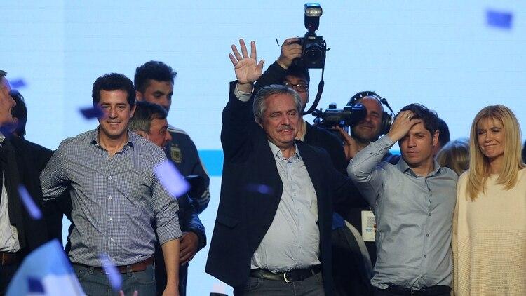 La fórmula Fernández-Fernández se impuso por una ventaja superior a los 15 puntos