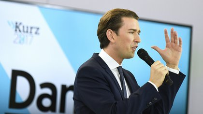 Sebastian Kurz (AFP)