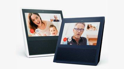 Amazon Echo Show integra una pantalla para hacer videollamadas