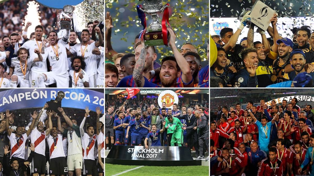 Tras la coronación del Real Madrid, estos son los campeones de las 28 ligas más importantes del mundo: así quedó la tabla histórica de títulos de cada país - Infobae