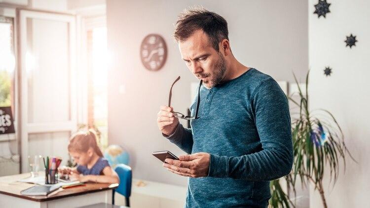El comercio móvil, en gran crecimiento, incorpora también la mensajería directa. (Getty)