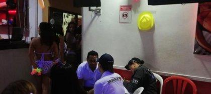 La red de trata tiene reclutadores en varias regiones de Colombia y Venezuela