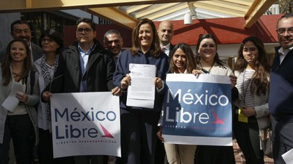 México Libre habría recabado más de 1 millón de pesos a través de operaciones con una plataforma bancaria  (Foto: Cuartoscuro)