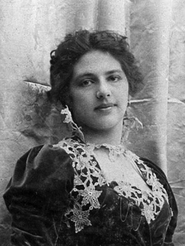 Margaretha Geertruida Zelle, alias Mata Hari (1876-1917)