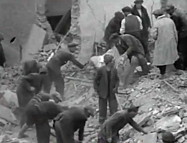 Los cuatro blancos españoles fueron escogidos por los alemanes por la cercanía con la base aérea que poseían en la La Sénia