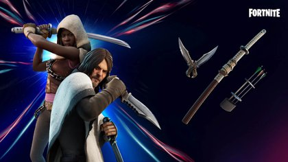 In the fifth season of the game, Epic Games collaborated with The Walking Dead, Halo and God of War, among other franchises.