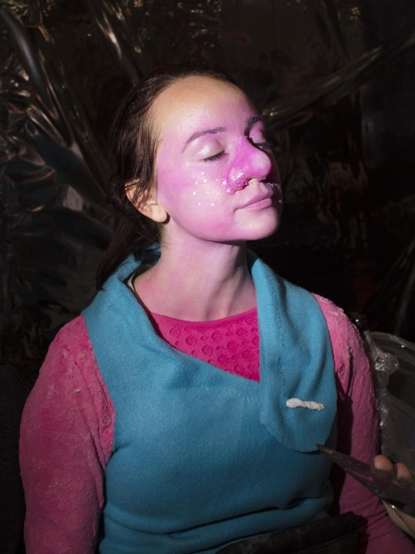 Los disfraces más extremos en la Comic Con de Nueva York - Infobae