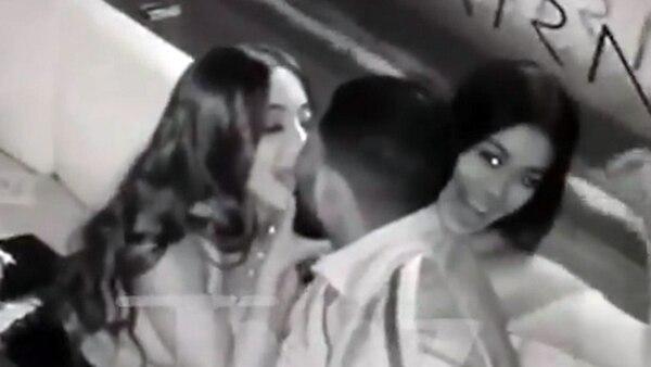 Se dieron a conocer fotos y videos de Tristan Thompson besando a otras mujeres