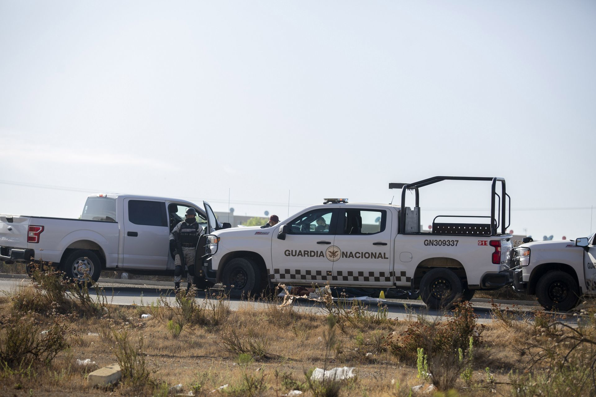Tijuana escena de crimen ilustrativas (Foto: Cuartoscuro)