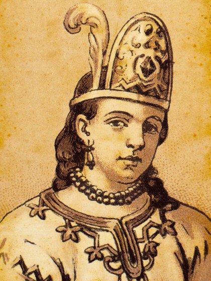 """La Malinche ha sido descrita por los historiadores como otras personificación de """"La Llorona"""" (Imagen: Pinterest)"""
