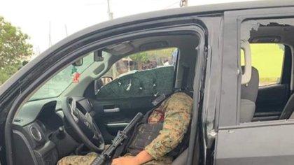 Ocho personas fueron asesinadas el pasado 5 de septiembre en Nuevo Laredo Tamaulipas (Foto: Especial)