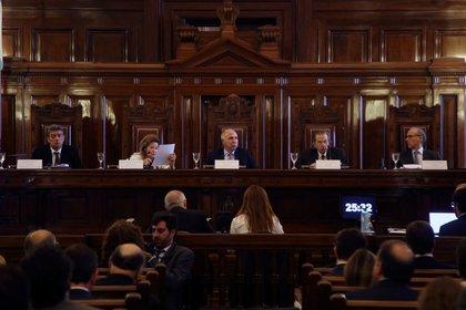 La Corte Suprema de Justicia (NA)