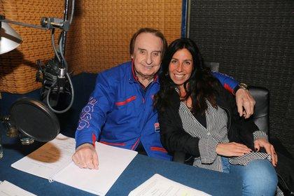 Santiago y Julieta Bal (Teleshow)