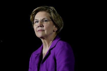 Elizabeth Warren, senador por el estado de Massachusetts (REUTERS/Kyle Grillot)