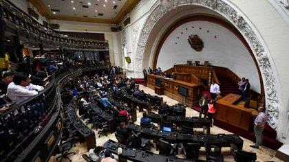 Asamblea Nacional (Federico Parra / AFP)
