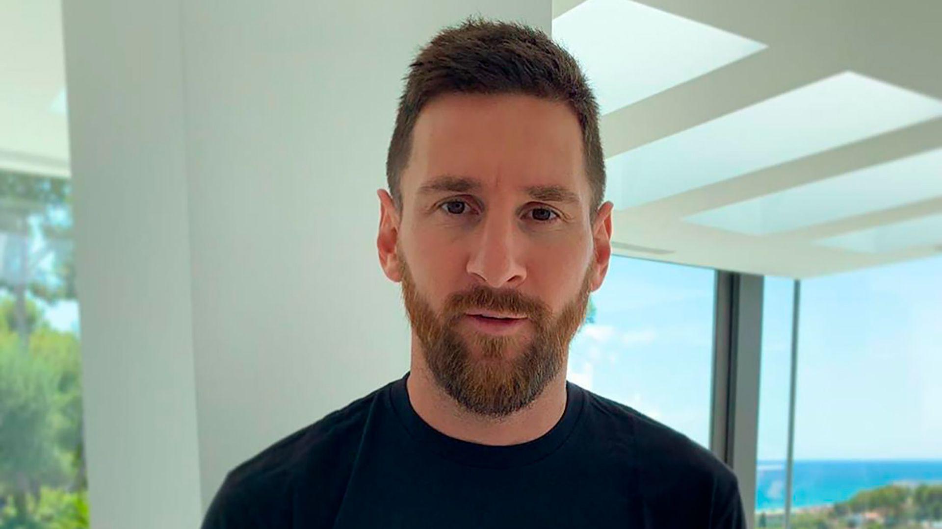 Messi portada