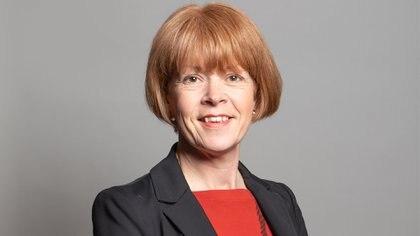 La vicecanciller británica, Wendy Morton