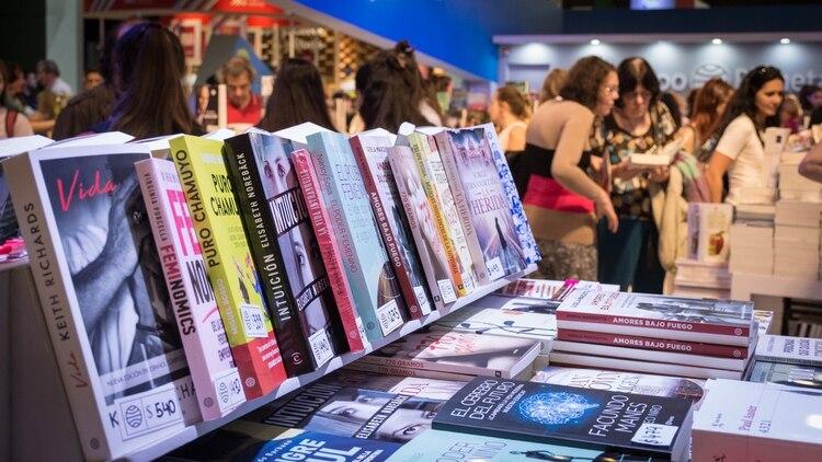 Feria del Libro 2018 (Foto: Martín Rosenzveig)