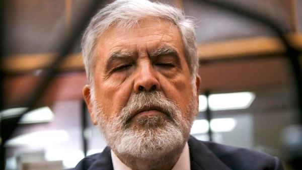 El ex ministro de Planificación Federal Julio De Vido