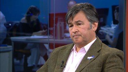 Daniel Pelegrina – Presidente de la Sociedad Rural Argentina (1)