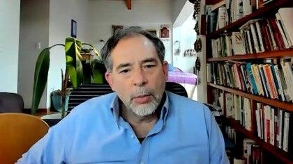Guido Girardi, principal impulsor de la reforma constitucional propuesta y presidente de la Comisión Desafíos del Futuro del Senado de Chile