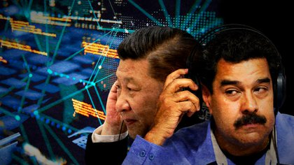 Xi Jinping puso al servicio de Nicolás Maduro el Centro de Innovación en Ciberseguridad chino para que el dictador espíe a toda la población