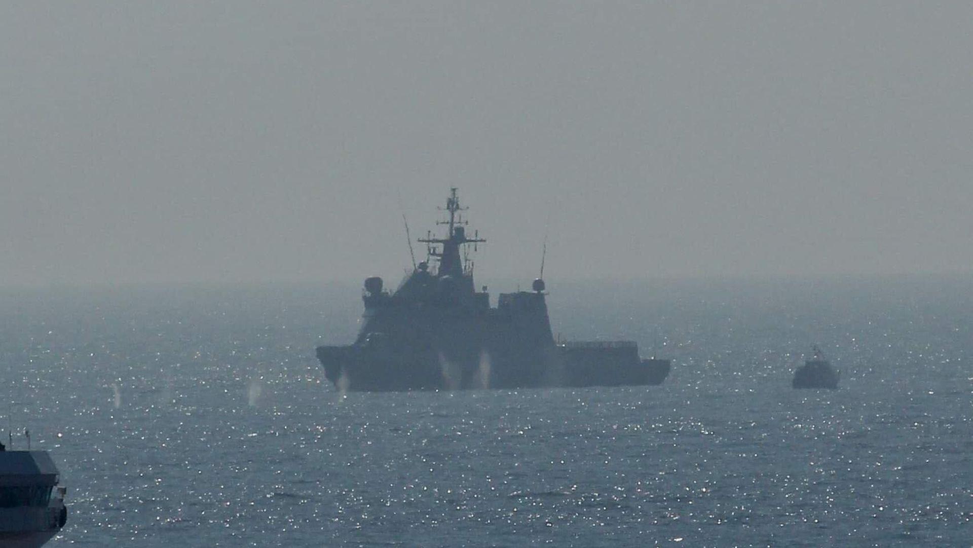 Reino Unido elevó al máximo la alerta de seguridad para buques mercantes (Daniel Ferro)