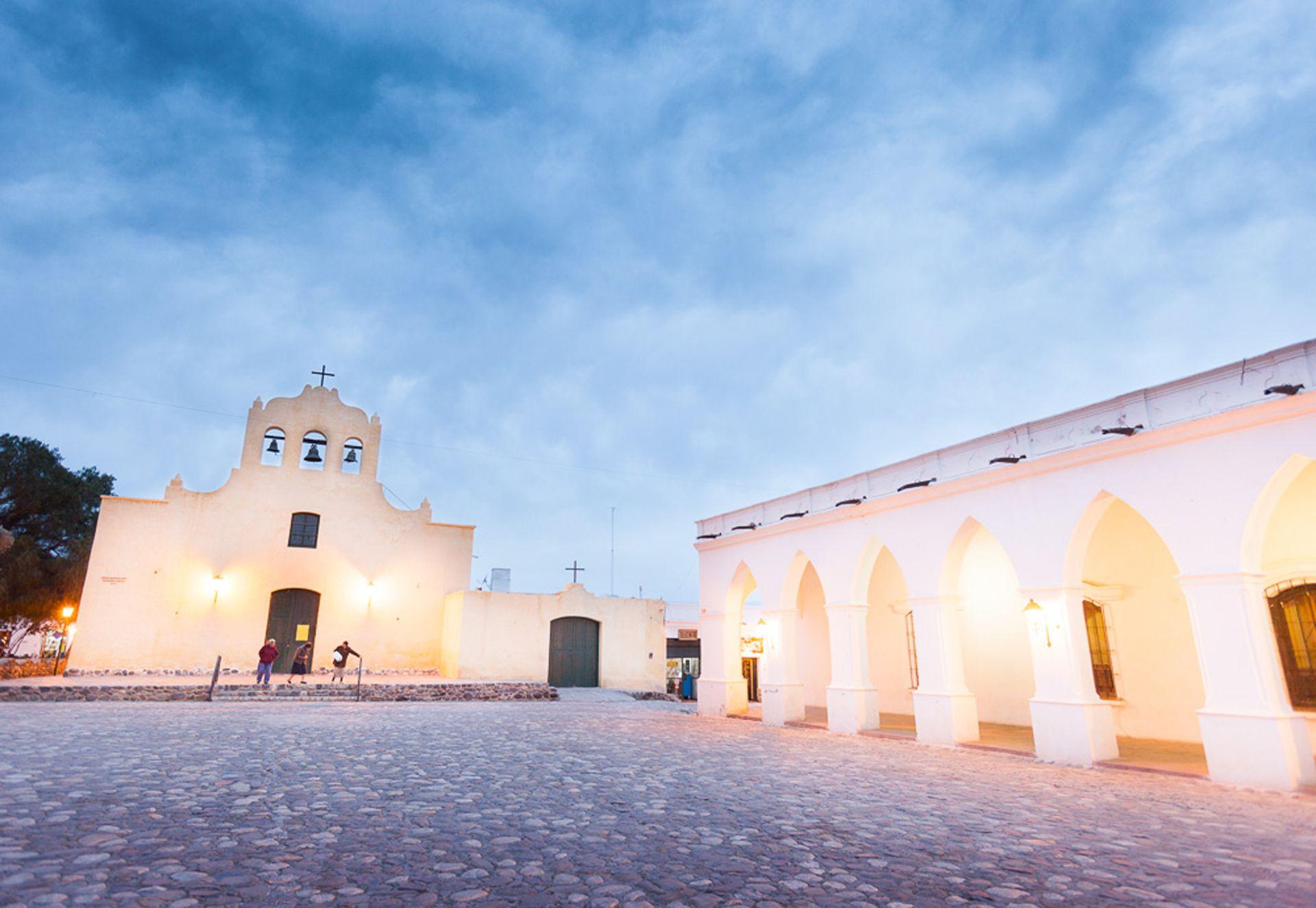 Cachi es un Pueblo Auténtico de arquitectura colonial lleno de encanto (Foto: Celine Frers)