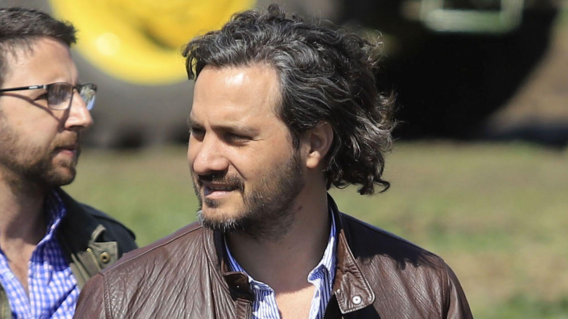 Santiago Cafiero (Foto: NA)