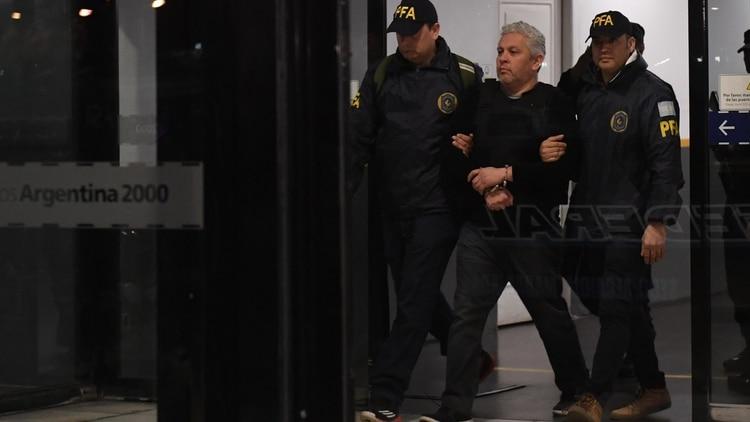 Fabián Gutiérrez ya está procesado en la causa de los cuadernos por encubrimiento. (Foto: Maximiliano Luna)