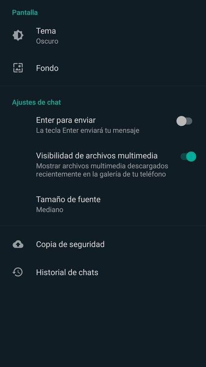 En la actualidad se puede cambiar el fondo de pantalla en WhatsApp para todos los chats y no de forma personalizada para cada uno