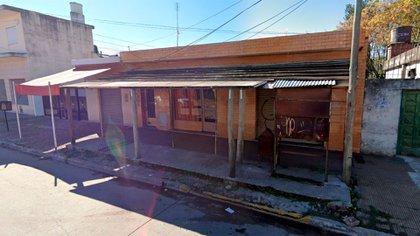 El lugar donde ocurrió el salvaje enfrentamiento (Google Street View)