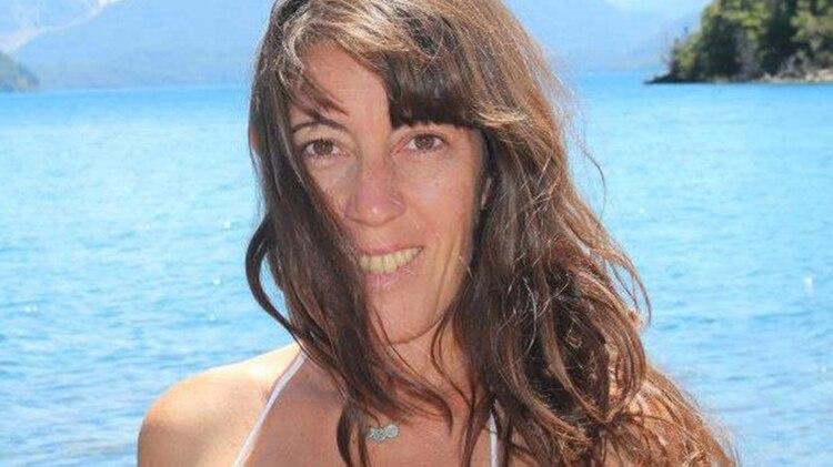 Daniela Arnolfo se accidentó el viernes por la tarde