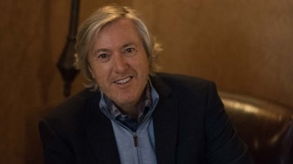 El escritor y empresario Alejandro Roemmers