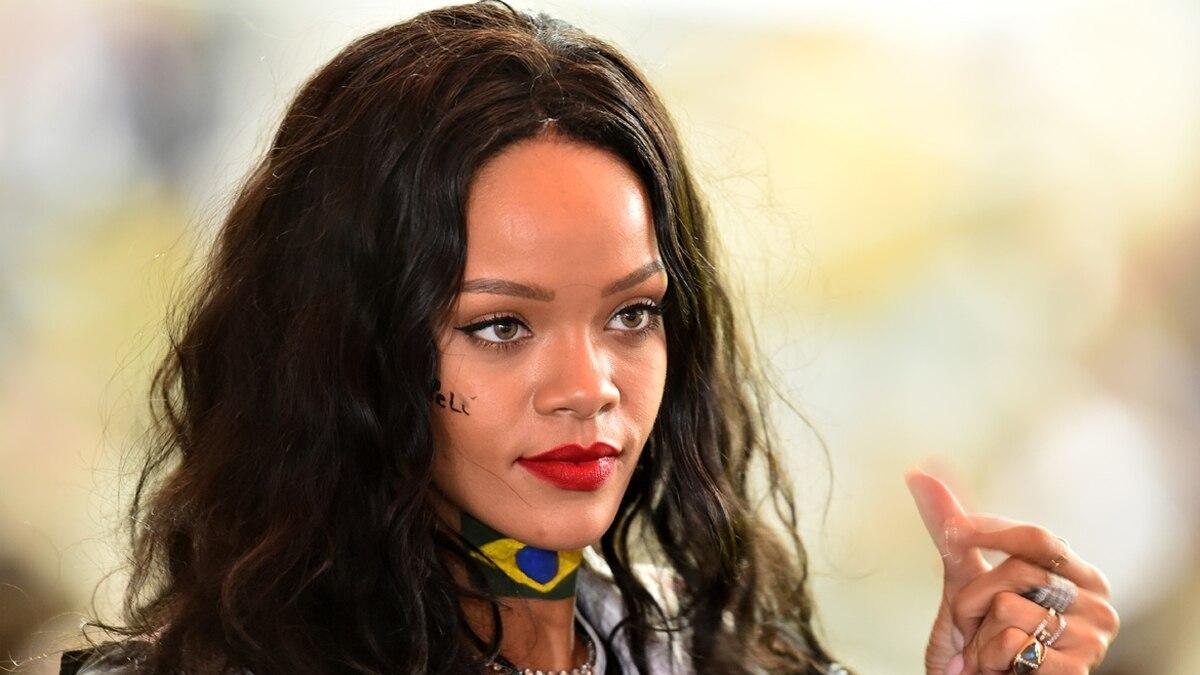 Rihanna, la primera mujer negra elegida como imagen de ...