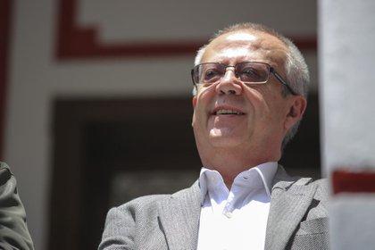 El secretario de Hacienda, Carlos Urzúa, quien controlará las compras de gobierno.